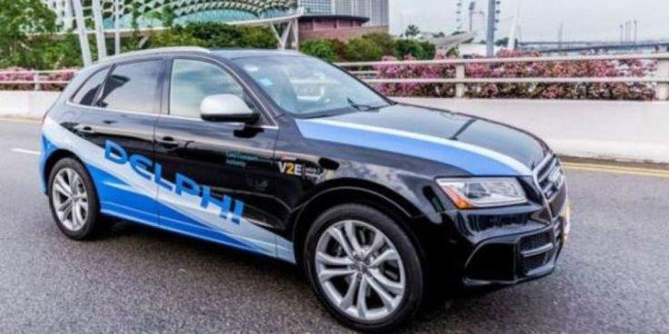Singapura bersiap-siap untuk menjadi 'negara pintar' pertama di dunia, dengan membuat perjanjian untuk meluncurkan taksi tanpa…