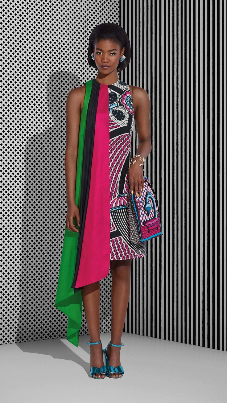 Wax Vlisco 2015 African Fashion Ankara Kitenge African Women Dresses African Prints