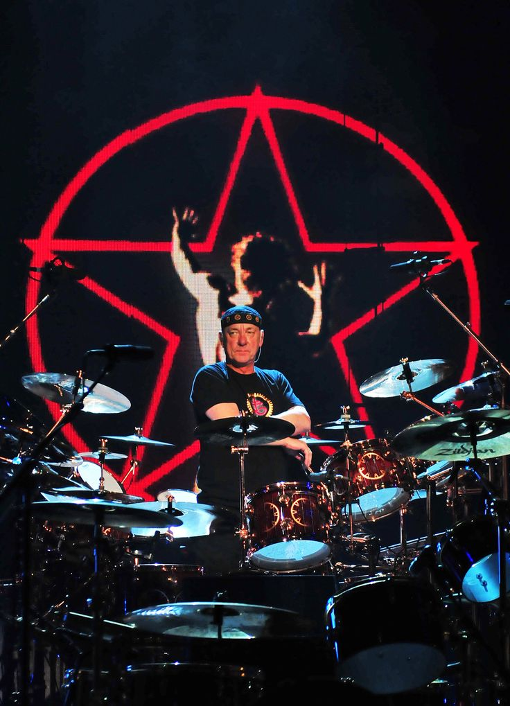 Neil Peart is the drummer for Rush and he is a very talented and technical drummer