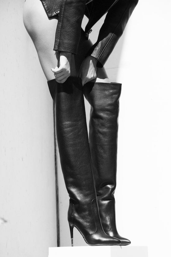 ATOMIC TOM FORD LEATHER / Photography by Filep Motwary