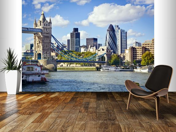 11 best images about cityscape wall murals on pinterest for City scape wall mural
