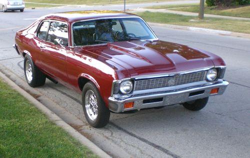 1973 Chevy Nova Always wanted a nova.