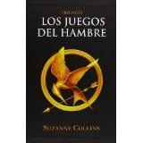 Los juegos del hambre. Suzanne Collins. Leído por: Paola Martínez Chicano.