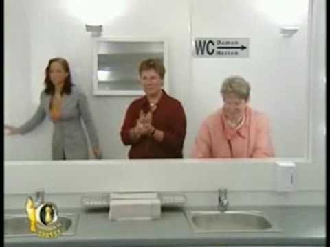 Easy bathroom pranks