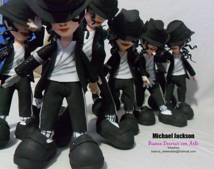 Michael Jackson Billie Jean!!! para el pequeño Aarón