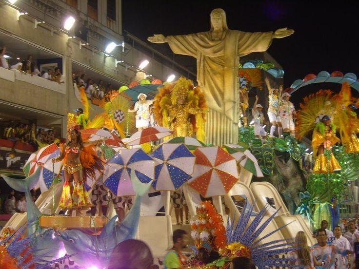 União da Ilha     >> Carnaval 2016 Rio de Janeiro Fundada em março de 1953, O Grêmio Recreativo Escola de Samba União da Ilha do Governador é conhecida por seus temas irreverentes.