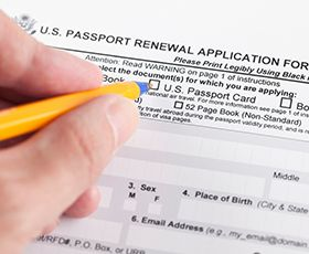 Applying for renewing your #USPassport is much easier with this guide. Here you can find Form DS-82, supporting document checklist, information required to add in form, processing time and some answers of the common questions you may have while filling #PassportRenewal Application Form.