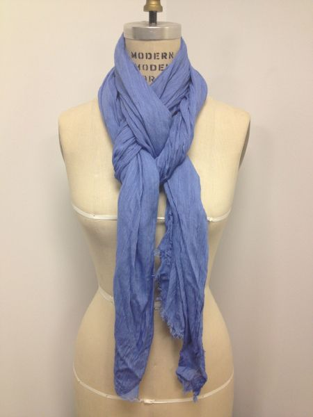How to Tie a Scarf | Real Simple
