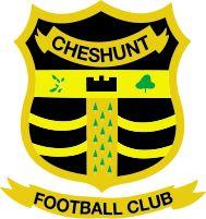 1946, Cheshunt F.C. (England) #CheshuntFC #England #UnitedKingdom (L16824)