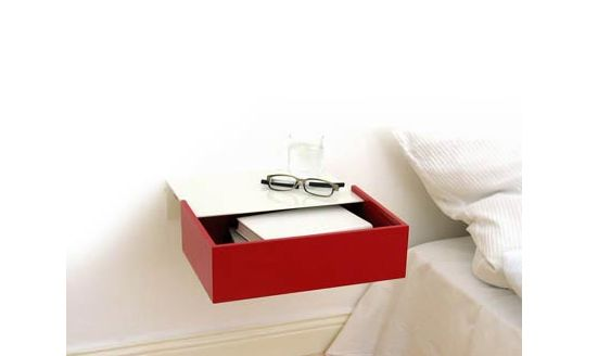 modern small floating shelves