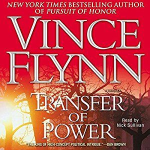 awesome Transfer of Power By Vince Flynn AudioBook Free Download