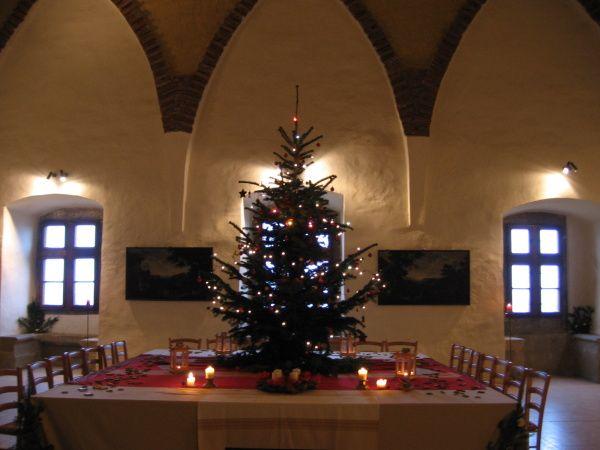 Vánoce na hradě Trenčín