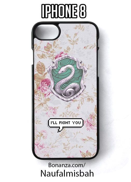 Slytherin Cool iPhone 8 Case Cover - Cases, Covers & Skins