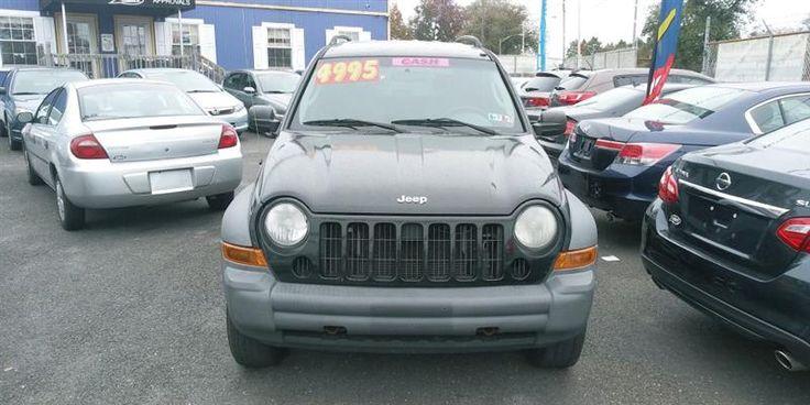 2007 Jeep Liberty SPORT For Sale in Philadelphia PA