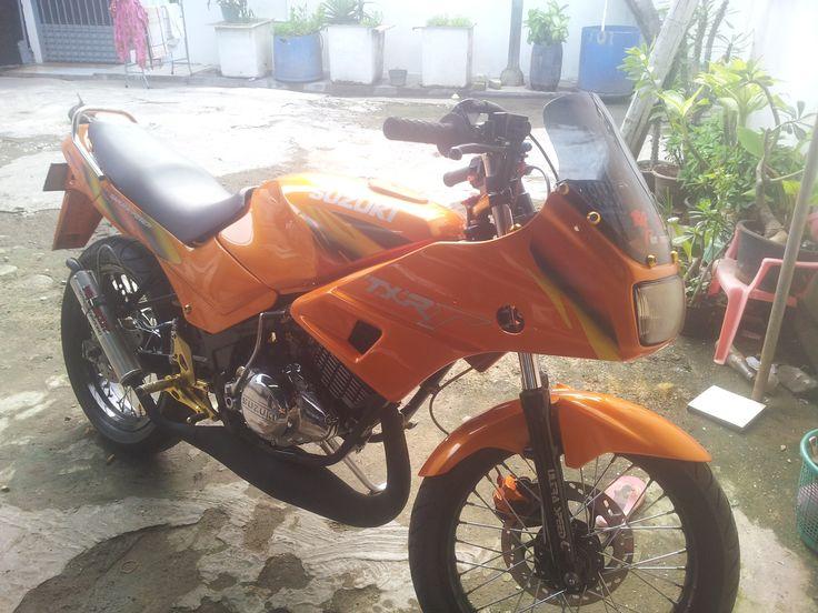 Custom modification RGR150SSS  Golden orange - 1992
