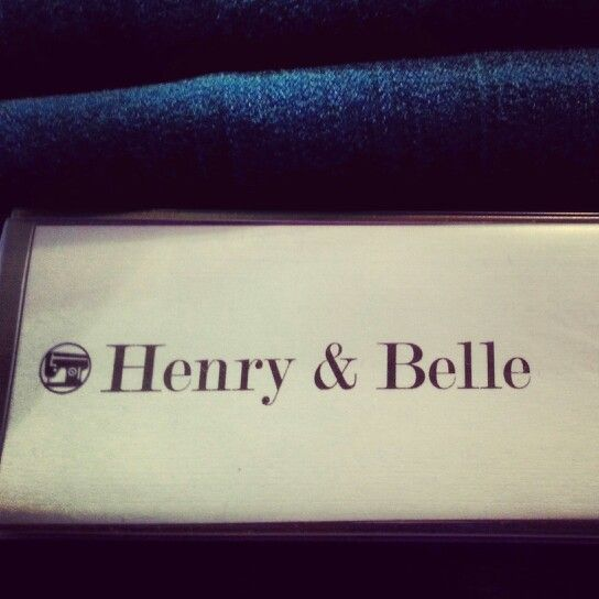 A brand built from Love.   Henry & Belle | One Rebellion Clothing Company
