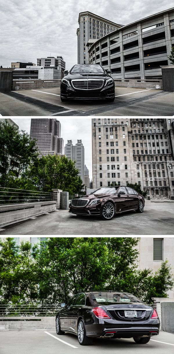 Luxury on four wheels: The Mercedes-Benz S 550. Photo by Ben Brinker (www.benbrinker.com) for #MBphotopass via @mercedesbenzusa [combined fuel consumption: 8.9–8.2 l/100km   combined CO₂ emissions: 206–192 g/km   http://mb4.me/efficiency_statement]