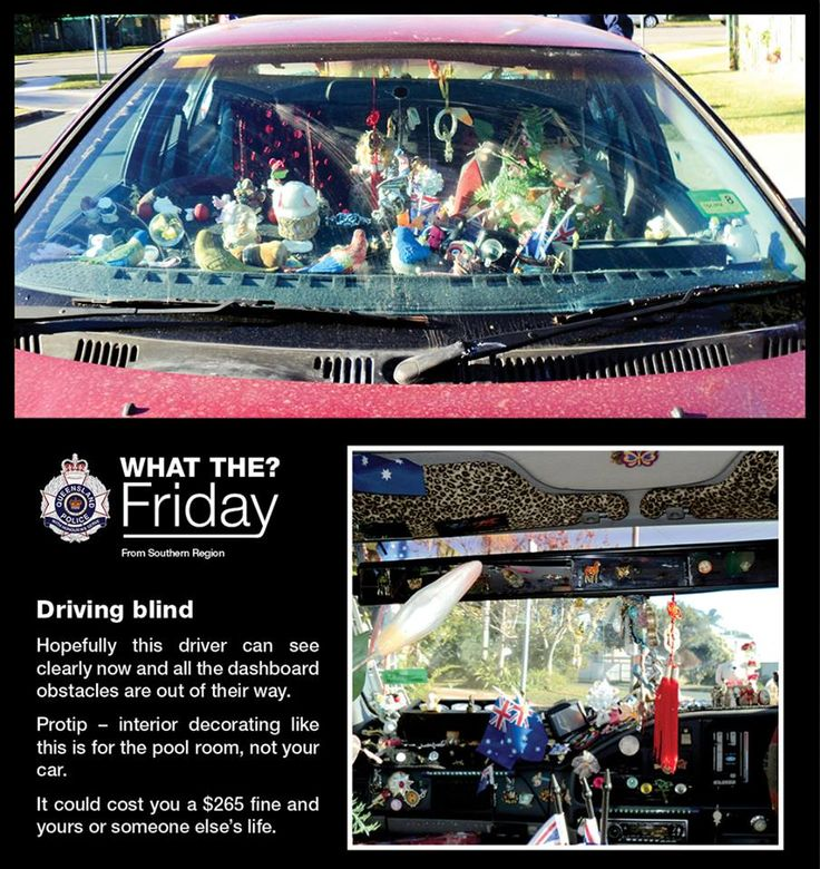 What The? Friday - Highlighting the bizarre things our officers see, like this interior design job...