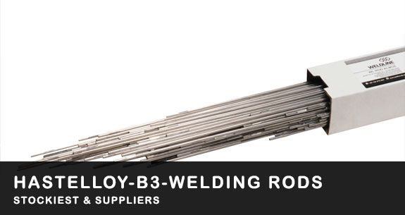 Hastelloy Alloy B3 Welding Rod - Hastelloy Alloy B3 Welding Rod Stockiest & Suppliers In India