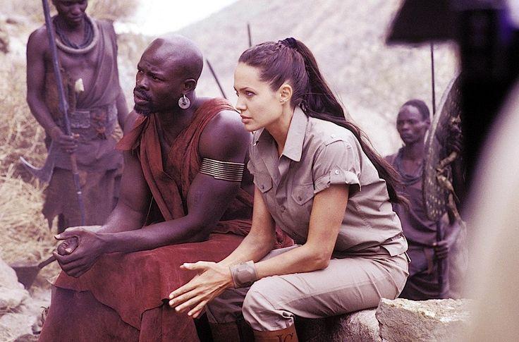 Lara Croft Tomb Raider: The Cradle of Life / Lara Croft's Boots (Angelina Jolie) | ScreenUsed.com