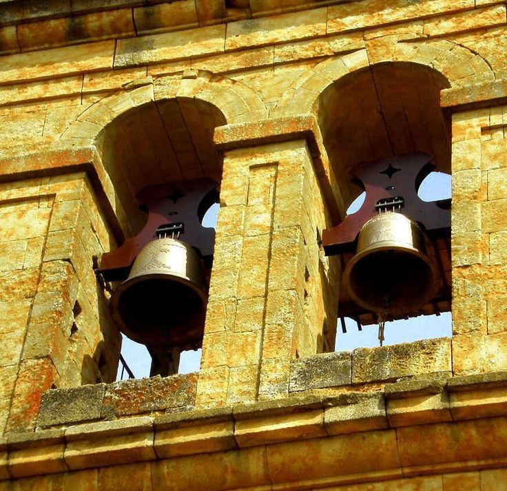 campanas de la iglesia