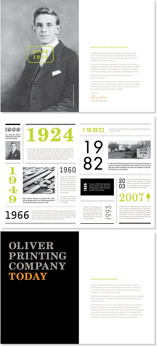 Oliver Printing Company