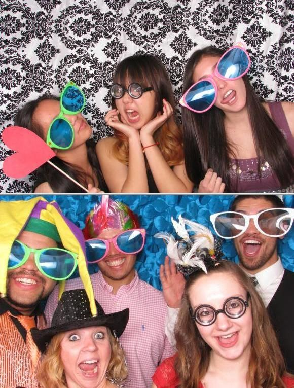 Mega Pix Photo Booth offers photo booth rentals. They have  elegant round wedding photo booths that could be illuminated with you color choice. Check out their cheap photo booth rental packages.