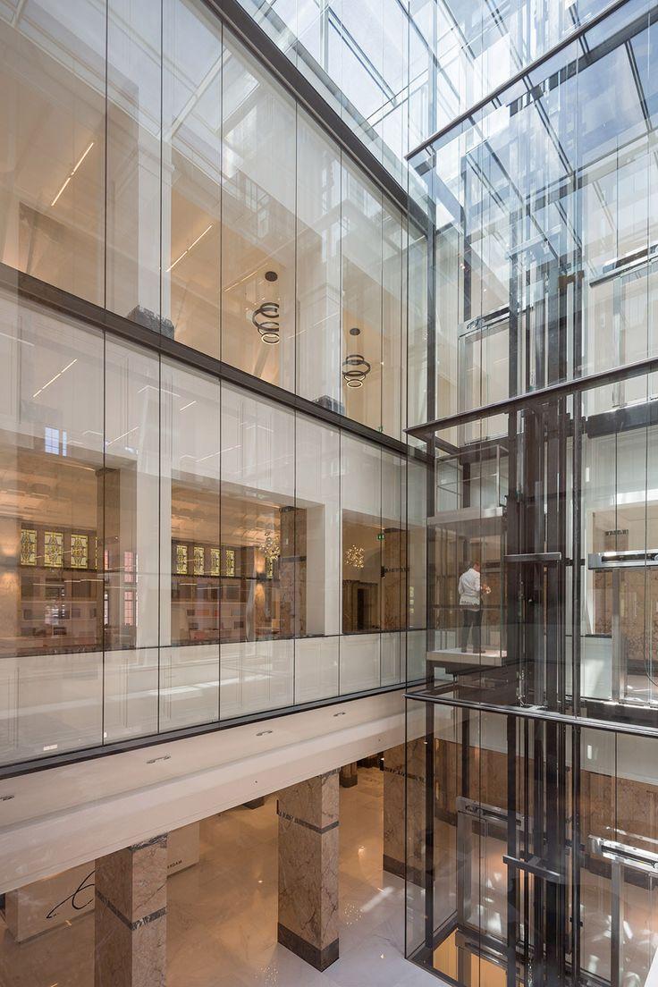 Gallery of Erasmus University College in Rotterdam / Erick van Egeraat - 13