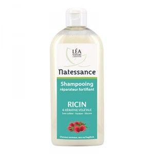 Gamme à l'huile de ricin & kératine végétale pour cheveux abimés