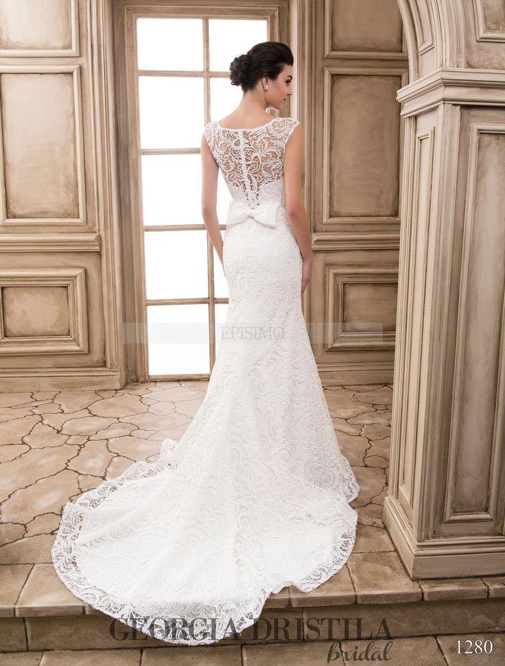 Νυφικό φόρεμα Scarlett - Georgia Dristila Bridal - Νυφικά