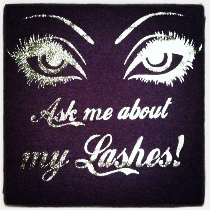 Ask Me About My Lashes!!! www.longlasheslady.com