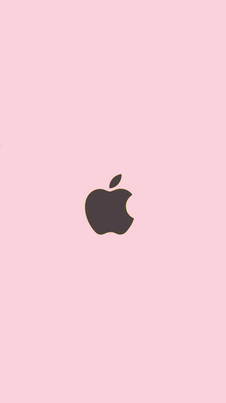 Apples Love Pink Iphone Cute Yabloko Oboi Oboi Dlya Iphone