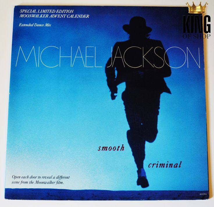 """Just in: Michael Jackson Special Limited Edition Smooth Criminal Advent Calendar 12"""" UK! http://www.king-of-shop.com/product/special-limited-edition-moonwalker-advent-calendar-12/"""