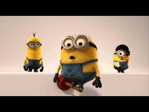 Despicable Me Minions | Despicable Me Funny Minions - YouTube