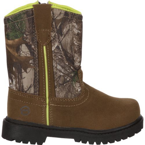 508e3d09bc6dd Magellan Outdoors Toddler Boys' Scout Wellington Hunting Boots (, Size 9) -  Hunting Boots at Academy Sports