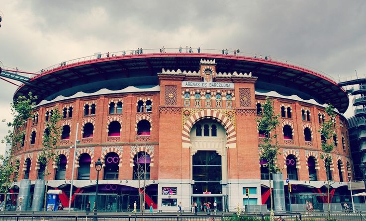 #Shopping #travel #Europe #Barcelona #Arenas Best Shopping centers in Europe - Las Arenas in Barcelona - Copyright Carlos Lorenzo.  More on http://www.europeanbestdestinations.com/top/best-shopping-centers-in-europe/