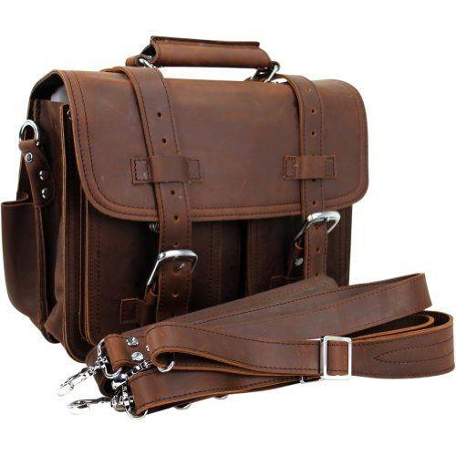 Vagabond Traveler Vagabond Traveler 14″ Medium CEO Leather Briefcase/Backpack  http://www.alltravelbag.com/vagabond-traveler-vagabond-traveler-14-medium-ceo-leather-briefcasebackpack/