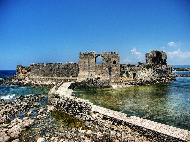 Methoni, Messinia Greece on my list of places I would love to go!