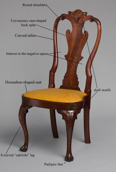 Top 25 best Queen anne chair ideas on Pinterest Queen anne