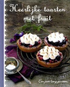 Bekijk nu het boek Heerlijke taarten met fruit op Voordeelboekenonline.nl