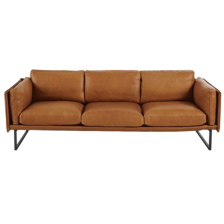 Fixed Sofas In 2020 Leather Sofa Cognac Leather Sofa Sofa