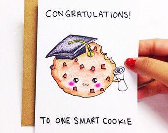 Graduation card funny, Funny graduation card cute, graduation congratulations…