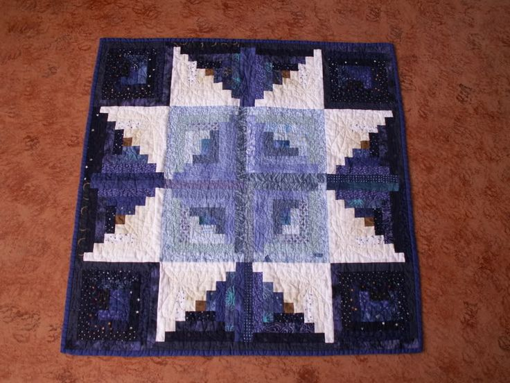 Log Cabin Quilts Pictures