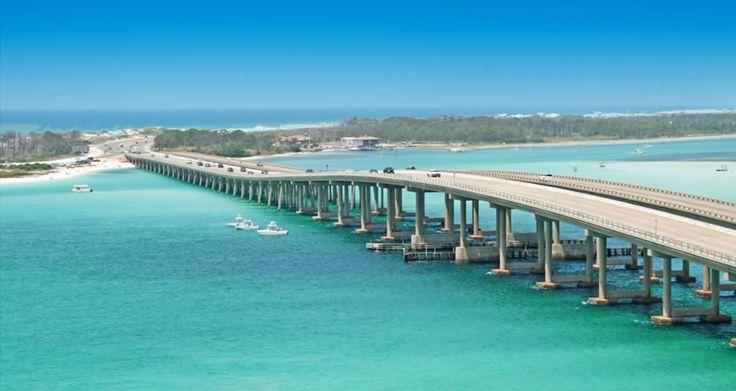 Distance From Fort Walton Beach To Panama City Beach