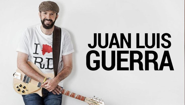 Un día como hoy nace el astro de la música Juan Luis Guerra