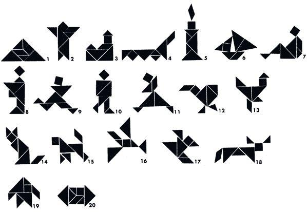 tangram - Google Search