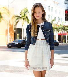 Mayoral SS14, moda primavera-verano para niños de todas las edades…