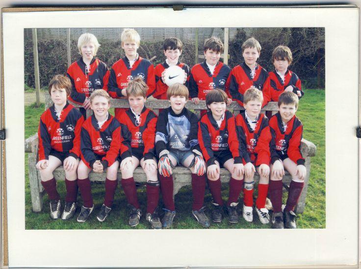 Football Team, 2008