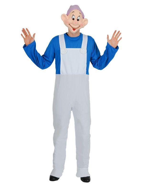 Adult Dopey Seven Dwarf Costume