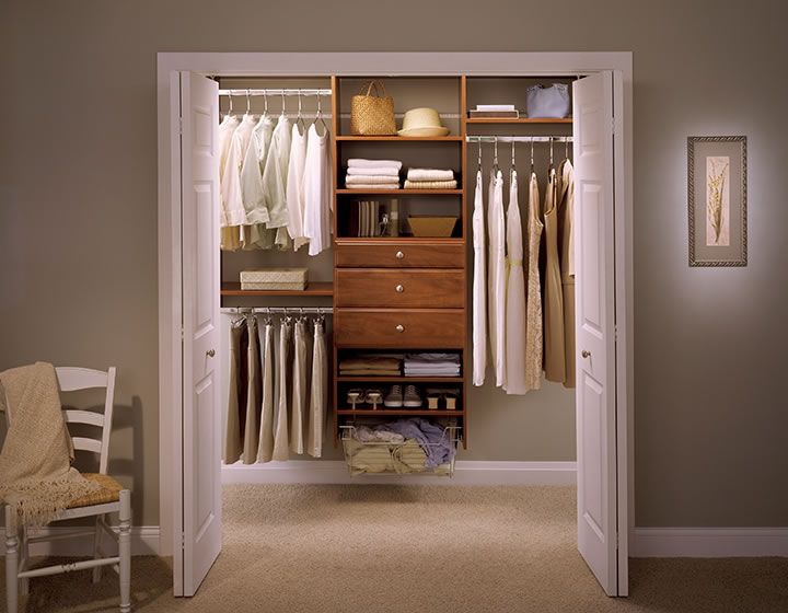 Closet Organizers| Do It Yourself Custom Closet Organization Systems